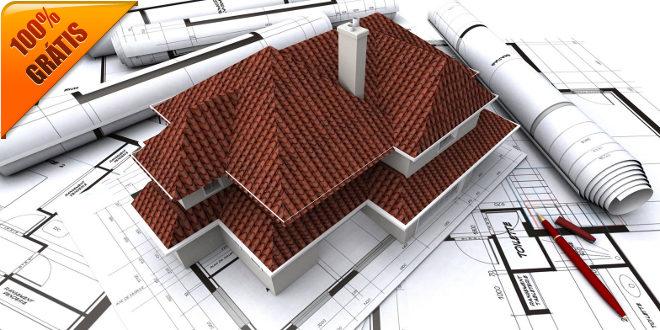 Curso gr tis sketchup como projetar uma casa em 3d for Build a house online free