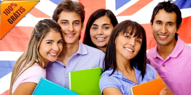 curso inglês do ensino médio